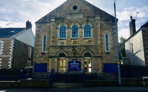 Falmouth Bible Christian chapel