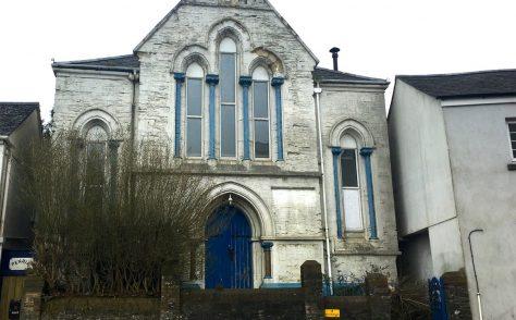 Liskeard Bible Christian chapel