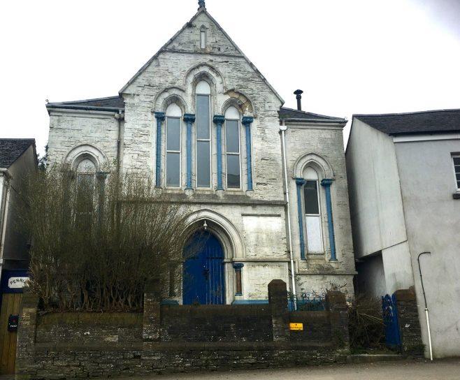 Liskeard  Bible Christian chapel | Jo  Lewis
