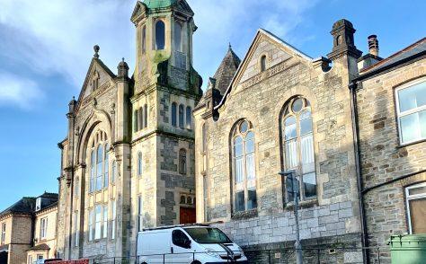Lostwithiel Bank United Methodist Free Church