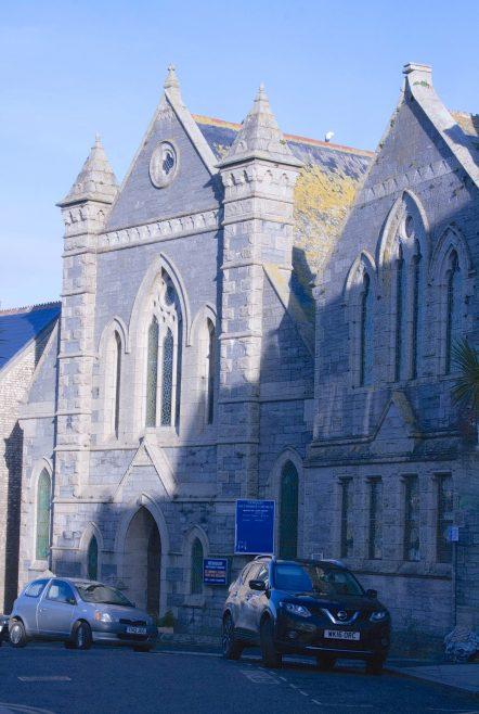 Newquay Claremont chapel