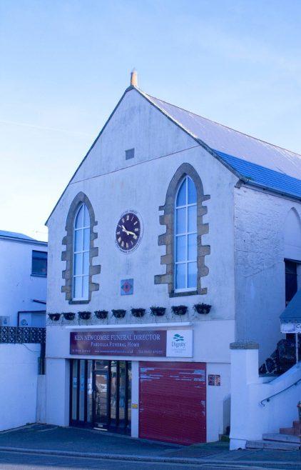 Newquay (Steps) United Methodist chapel | Jo  Lewis
