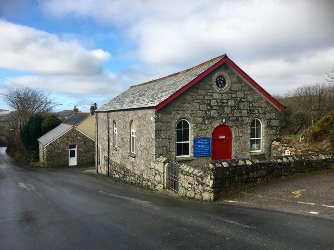 Old Pound Bible Christian chapel | Jo  Lewis