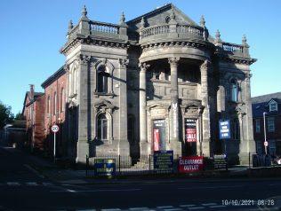 Leeds Holbeck prospect United Methodist Free Church Chapel - October 2021 | John Whittaker