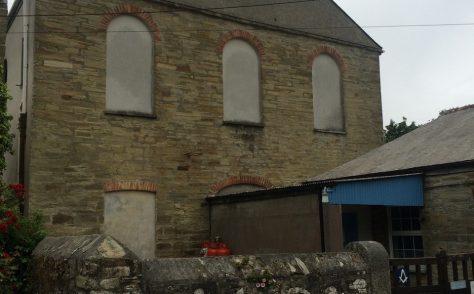 St Agnes Methodist New Connexion chapel