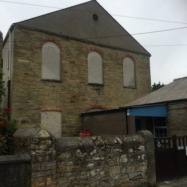 St Agnes New Connexion chapel   Jo  Lewis