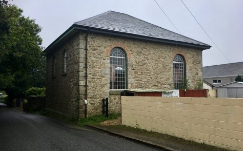 St Cleer Bible Christian chapel