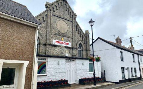 St Column United Methodist Free Church