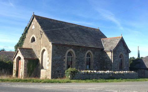 St Kew Highway United Methodist Free Church chapel