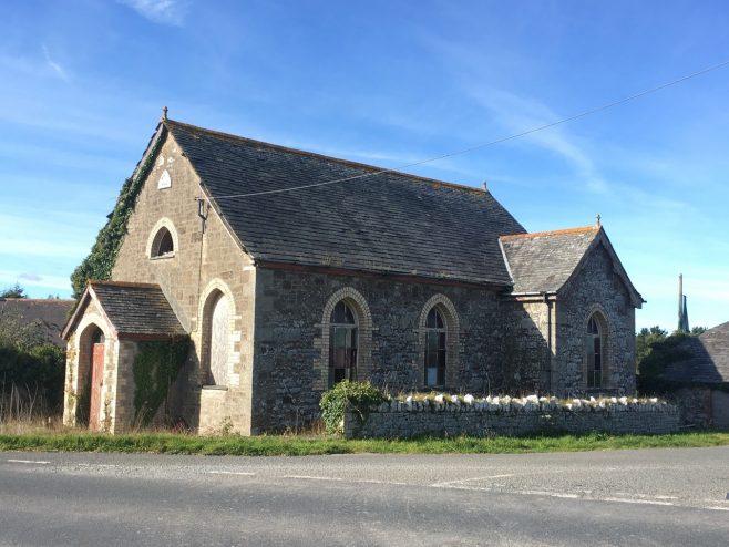 St Kew Highway United Methodist chapel | Jo  Lewis