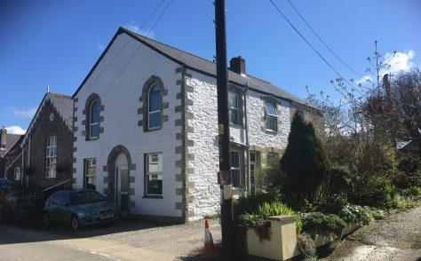 St Newlyn East Bible Christian chapel