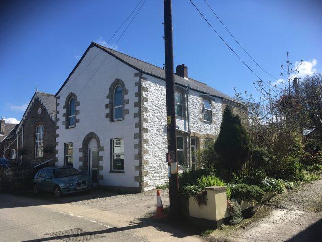 St Newlyn East Bible Christian chapel   Jo  Lewis