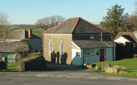 Helstone Bible Christian Chapel 2