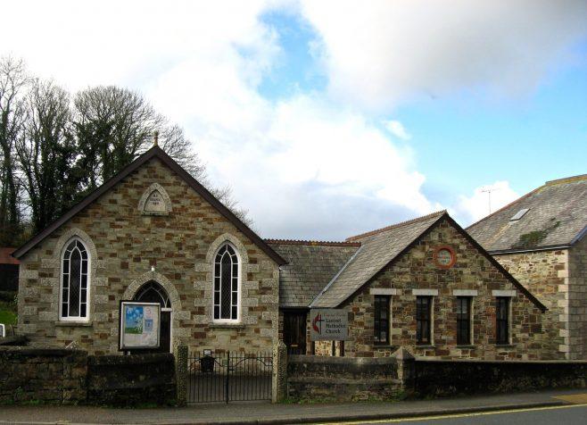 Lanivet Bible Christian chapel | Jo Lewis