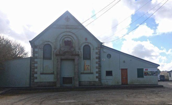 Radnor Bible Christian chapel 1906 | Jo  Lewis 2017